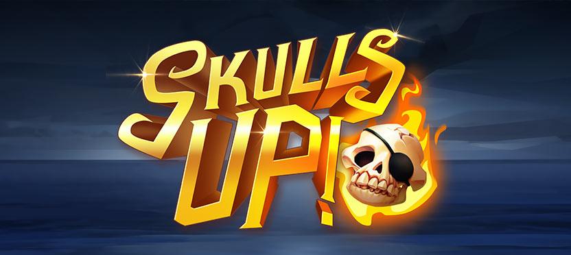 Skulls UP New Slot by QuickSpin