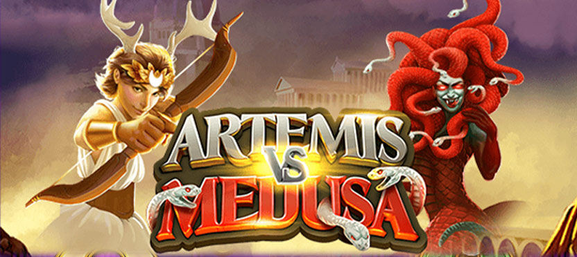 Artemis vs Medusa, the new slot by QuickSpin