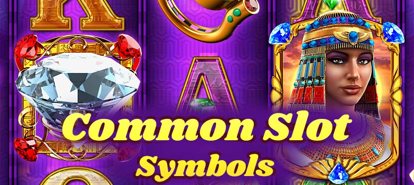Common Slot Symbols