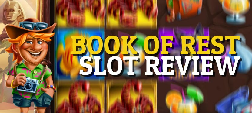 Book of Rest Slot Review